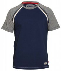 D555 Ashburn T-shirt Navy