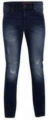 D555 Asher 1959 Stretch Jeans with rips