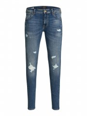 Jack & Jones Liam 101 Skinny Blue Denim