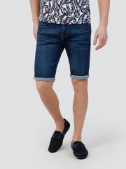 Mish Mash Paul Dark Shorts