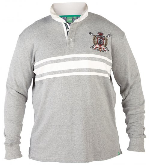 D555 Spencer Grey - Polo krekli - Polo krekli - 2XL-8XL