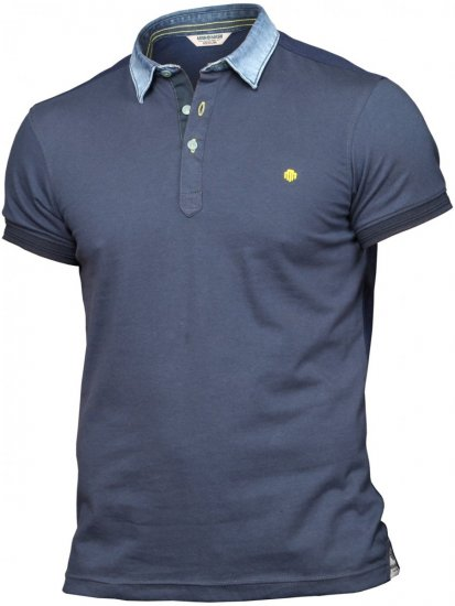 Mish Mash North Navy - Polo krekli - Polo krekli - 2XL-8XL