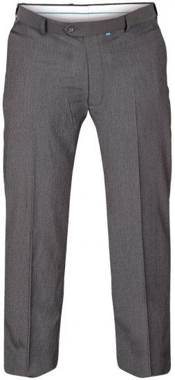 D555 Supreme Stretch Smart pants Grey - Džinsi un bikses - Džinsi un Bikses - W40-W70