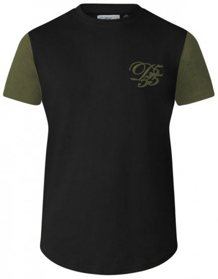 D555 Demarcus Couture T-shirt Black - T-krekli - T-krekli - 2XL-8XL